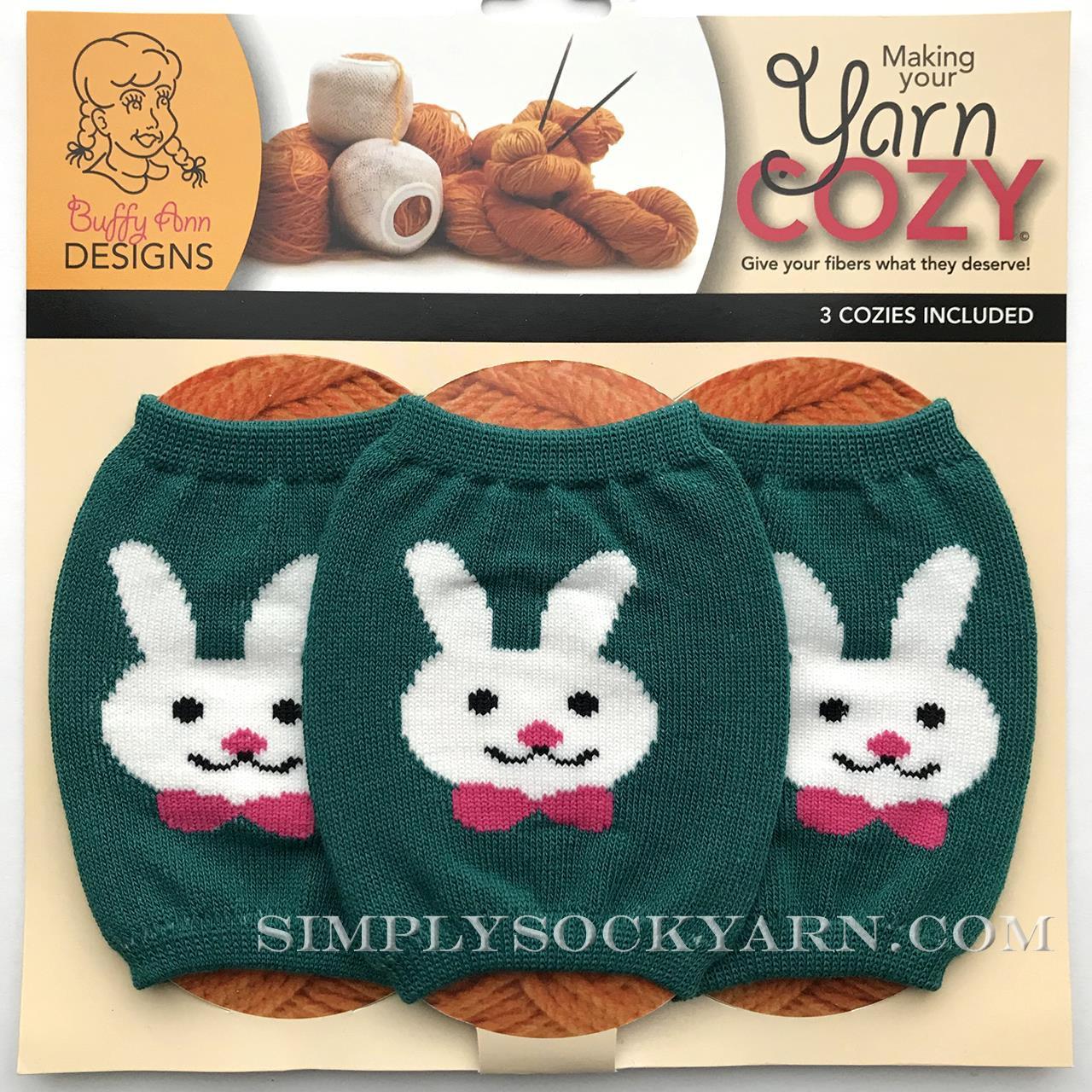 Yarn Cozy Emerald Bunny -