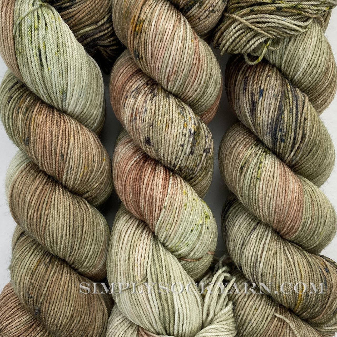 LITLG Sock Fullers Clay -