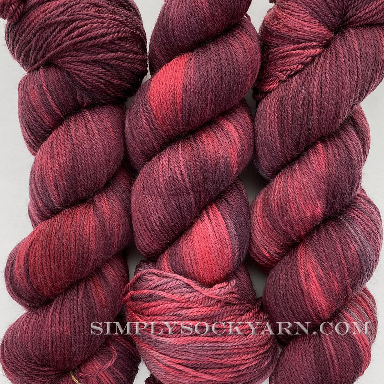 ST Frugal Knitting with Wine -