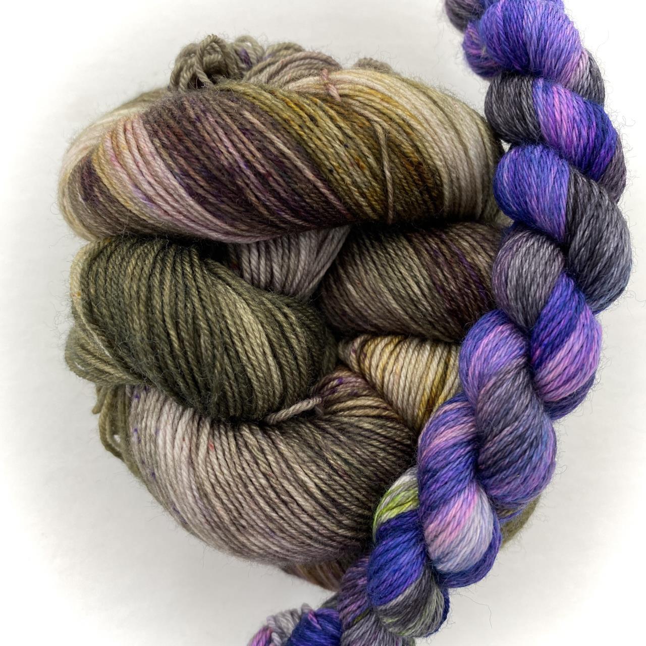 LITLG Sock Set Midsmr Succulent -