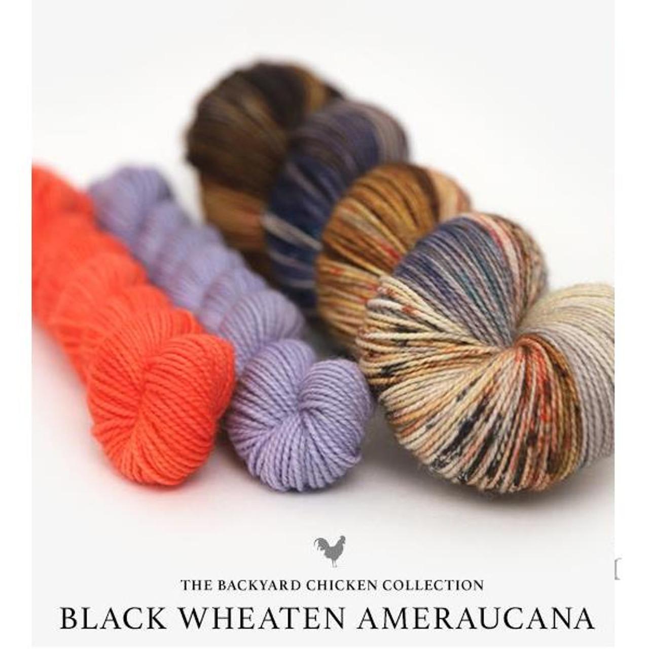 HLoco BYCC Black Wheaten Rooser -