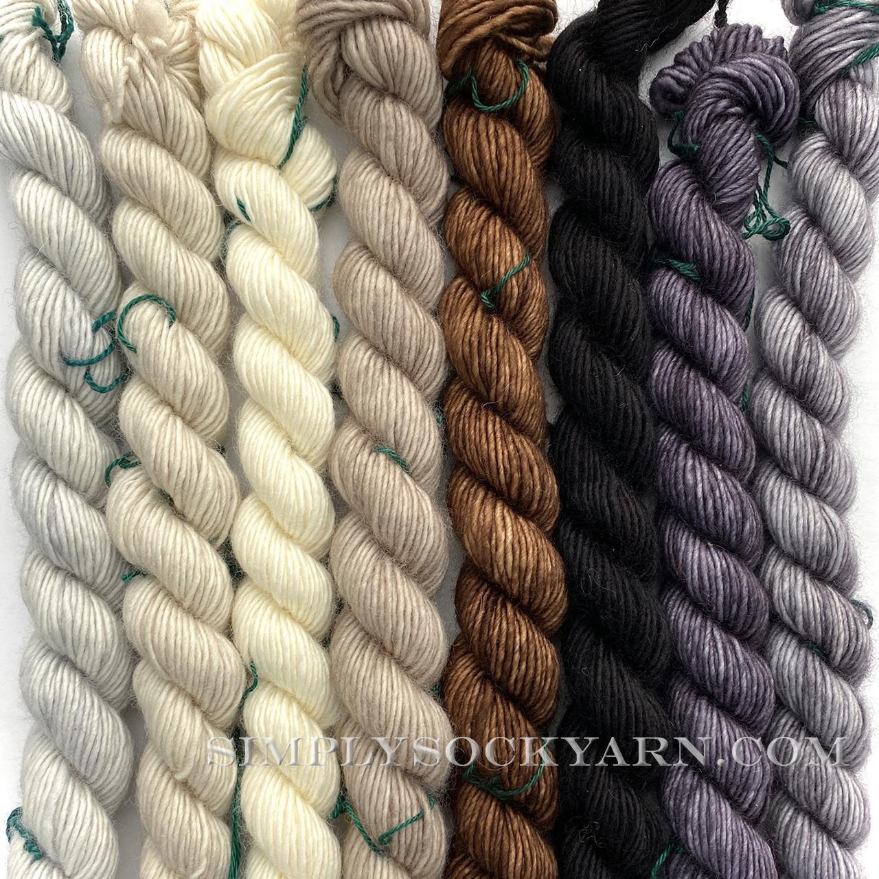 MT Unicorn Tails Natural Palett -