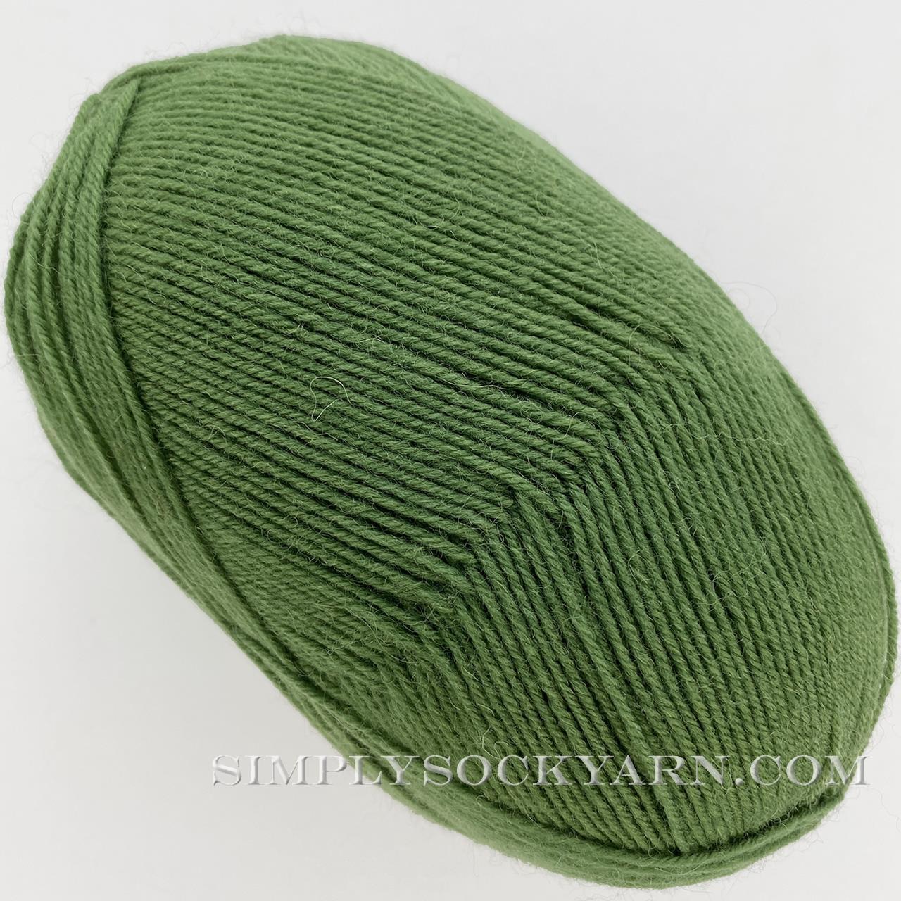 Trekking Solid 1414 Green -