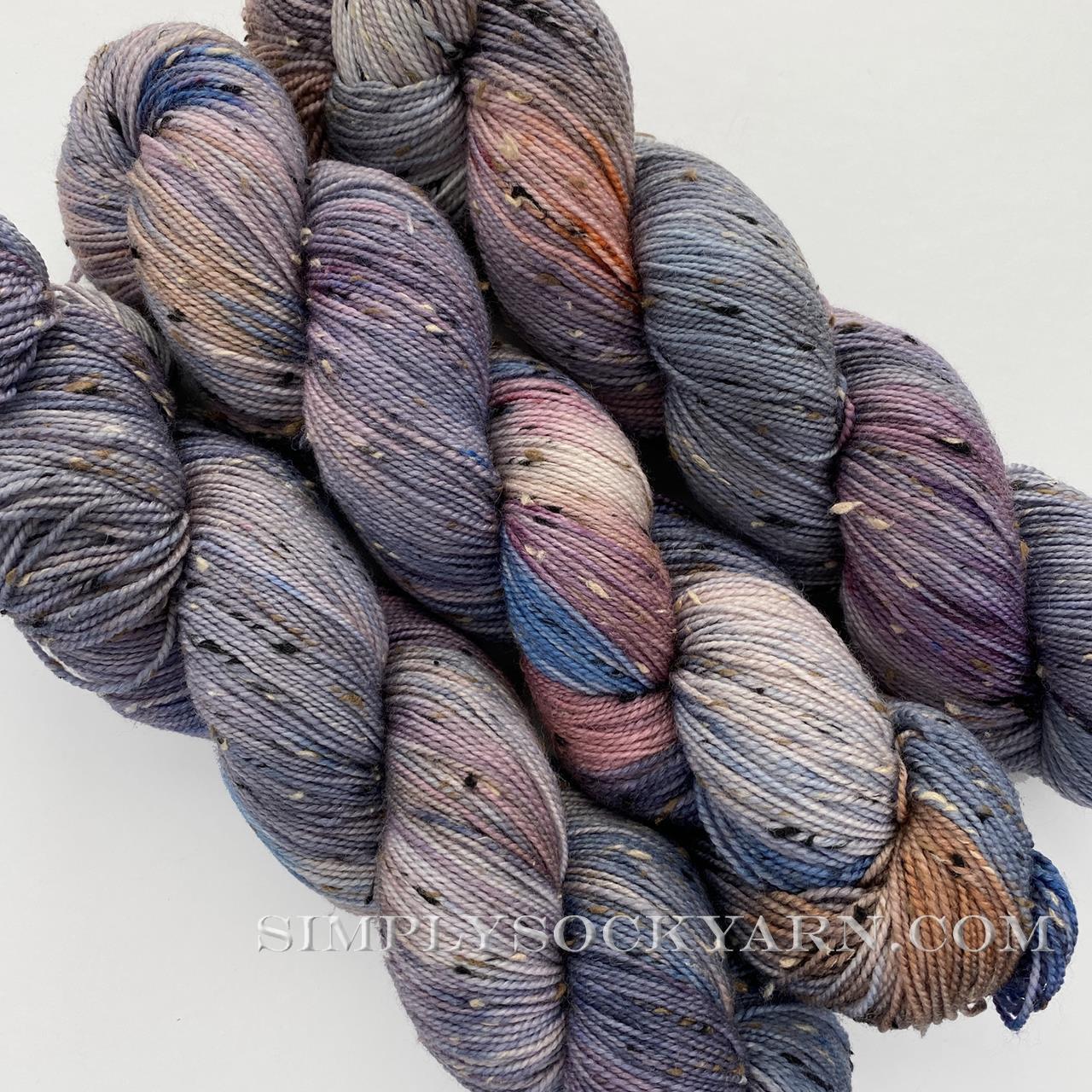LTY Tweed sock Vitalium Vitalis -
