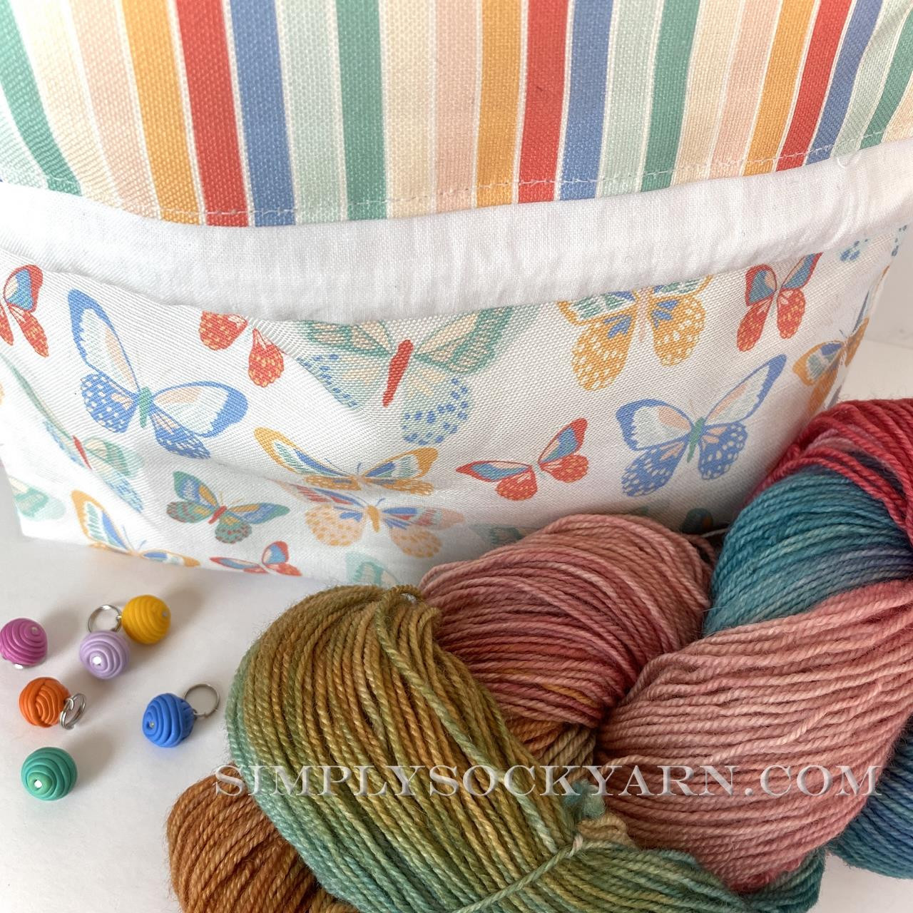 SSYC Butterfly Blossom Knit Kit -