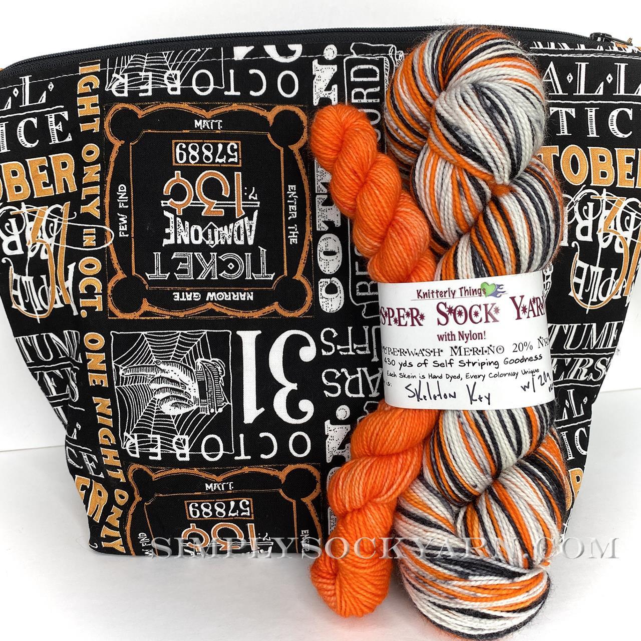 SSYC Skeleton Key Knit Kit -