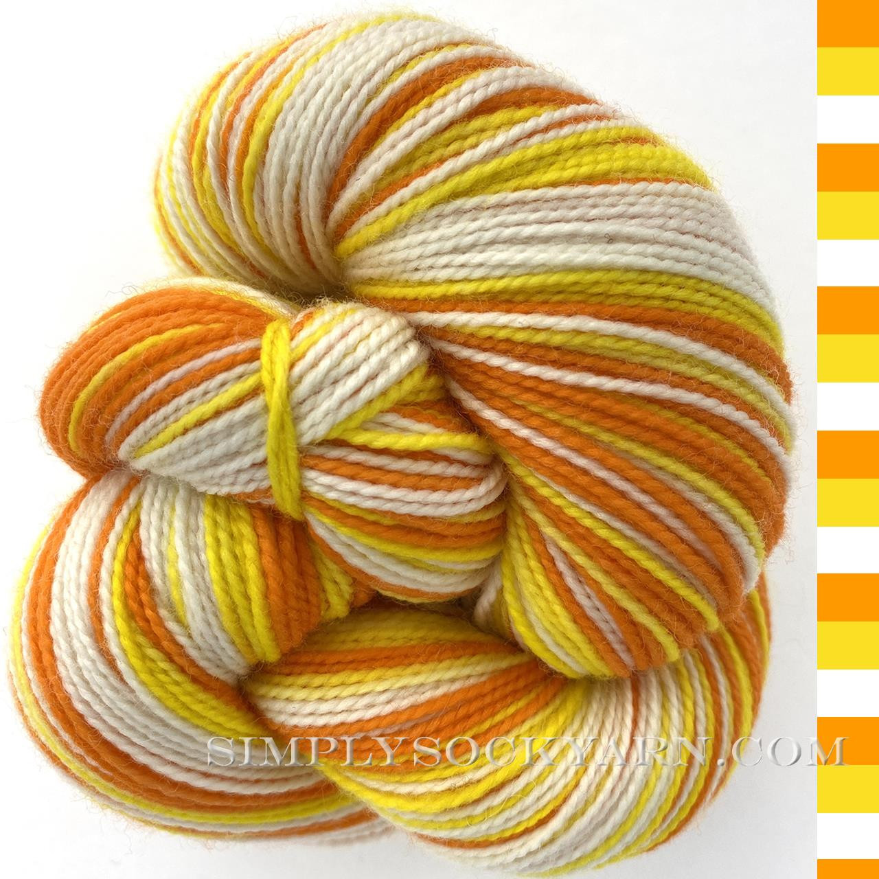 KT Glitterful Candy Corn -