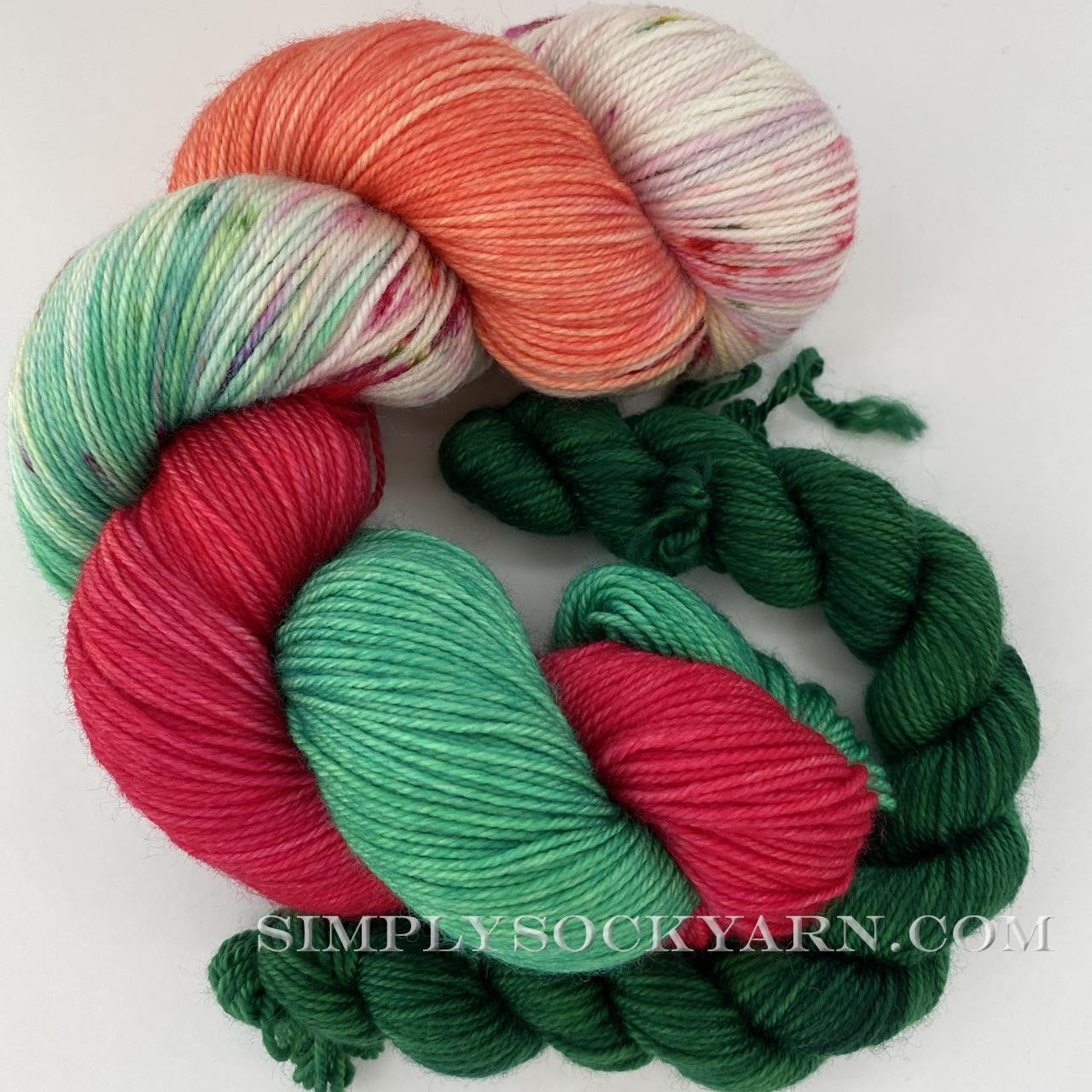 DIC Sock-It Set Jolly Elf -