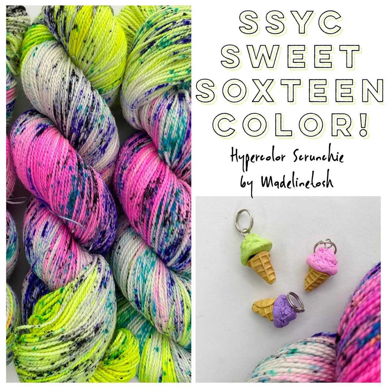 SSYC Sweet Soxteen - 1 -