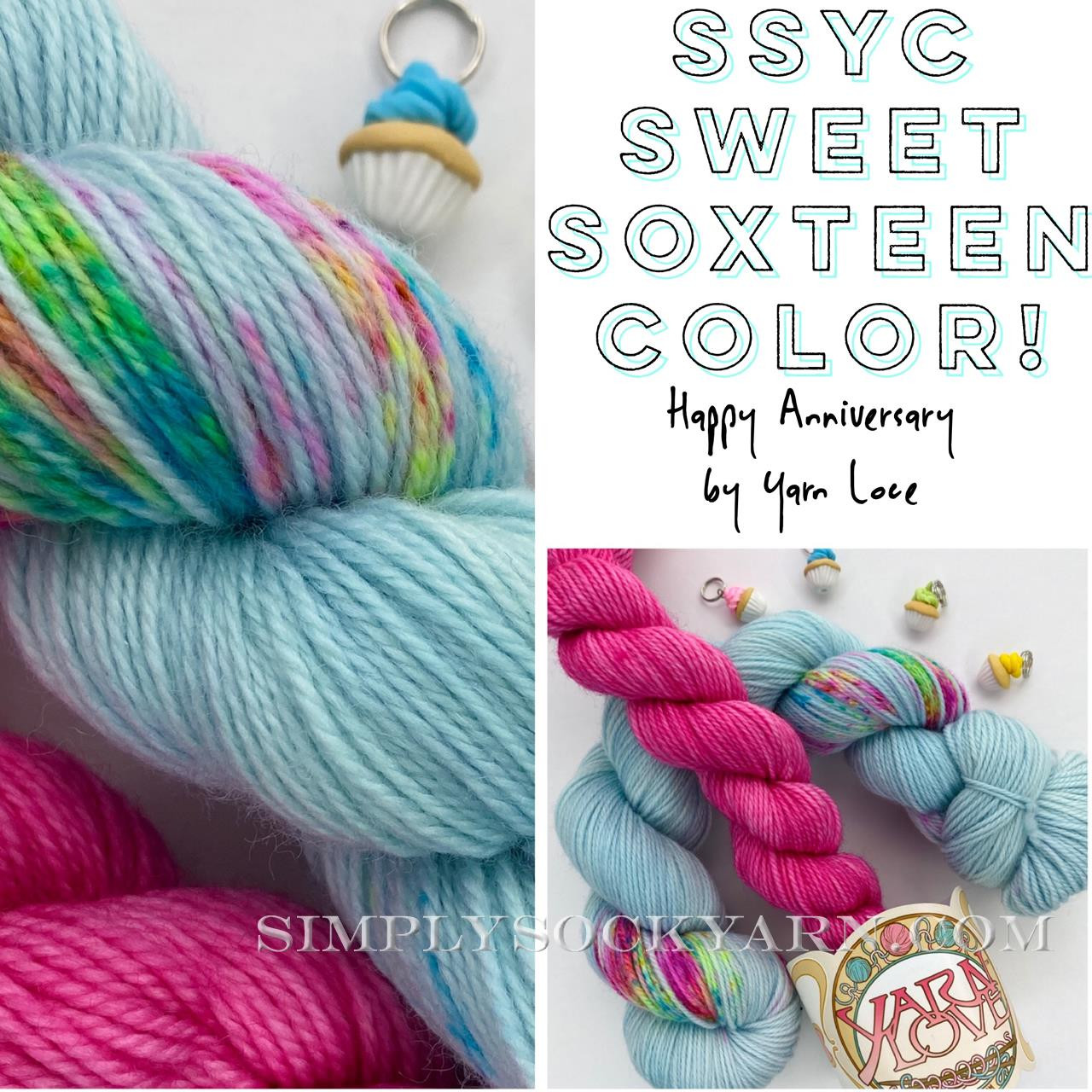 SSYC Sweet Soxteen - 2 -