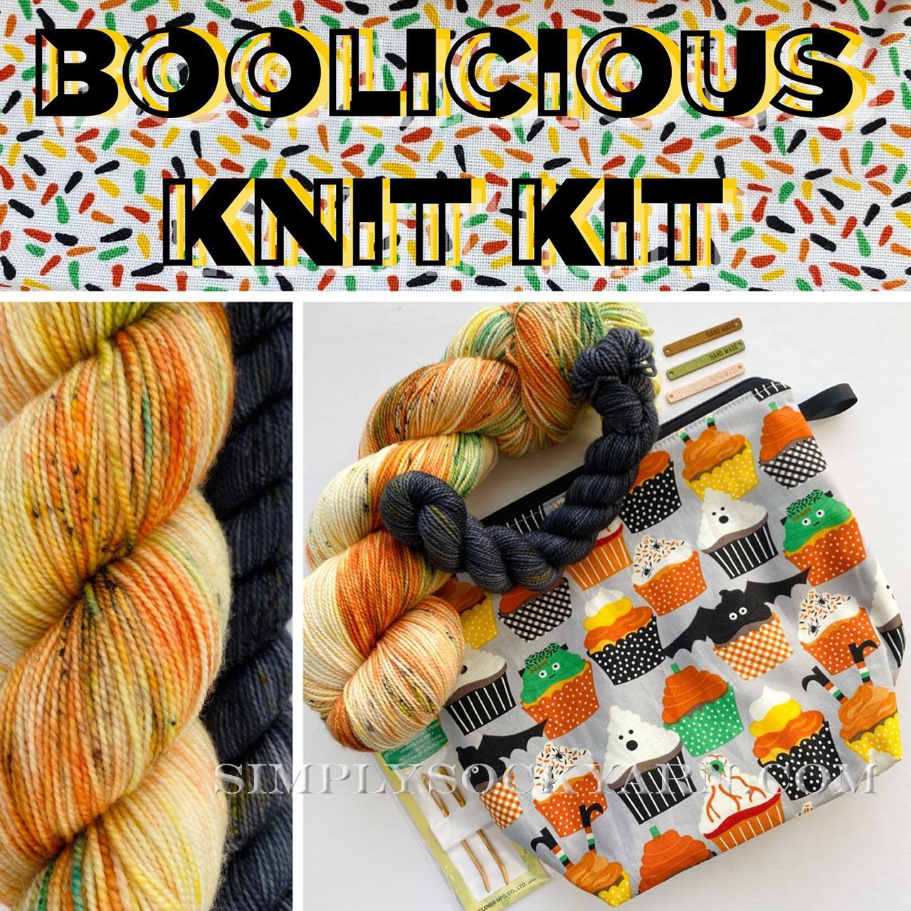 SSYC Boolicious Knit Kit -