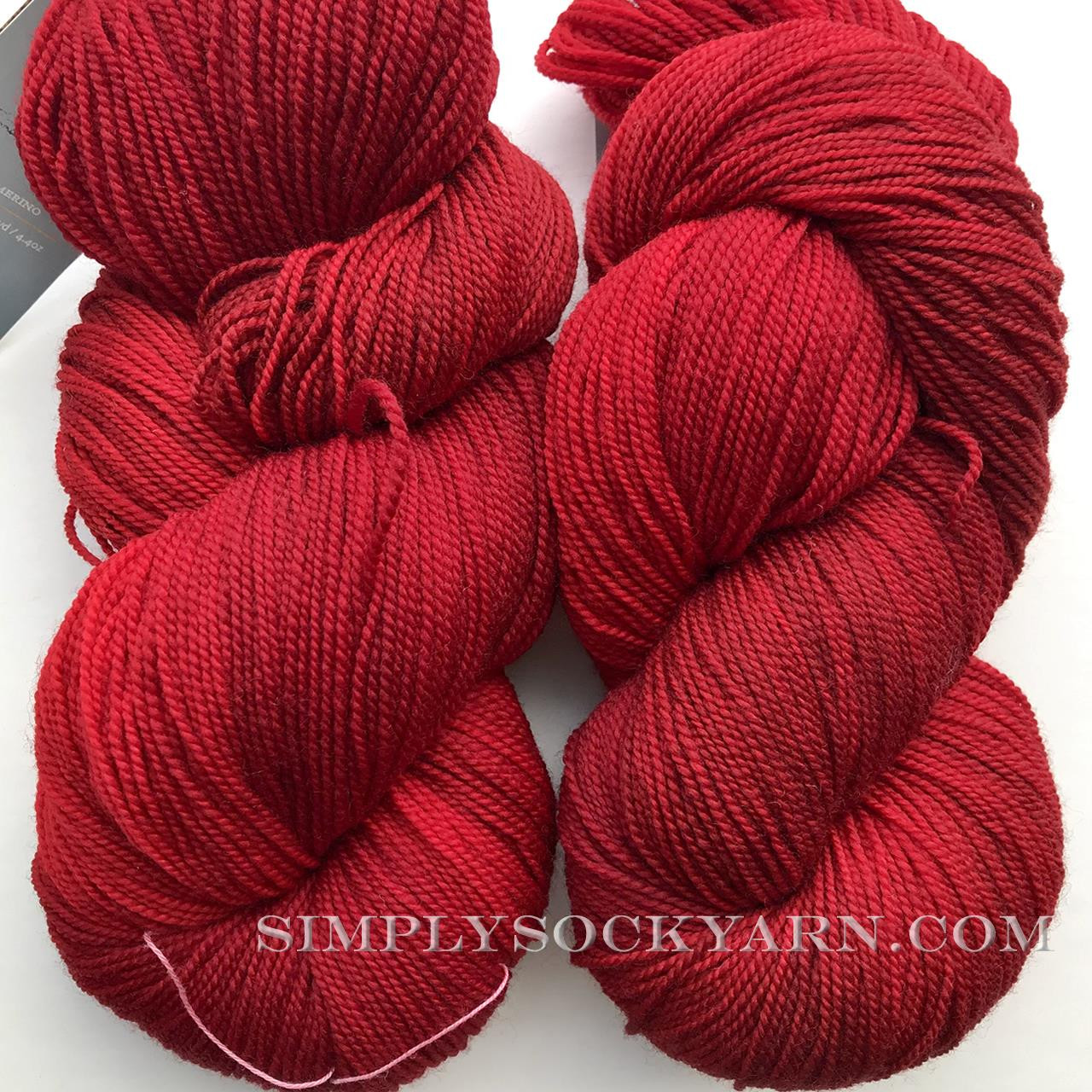 FA Merino Ruby Red -