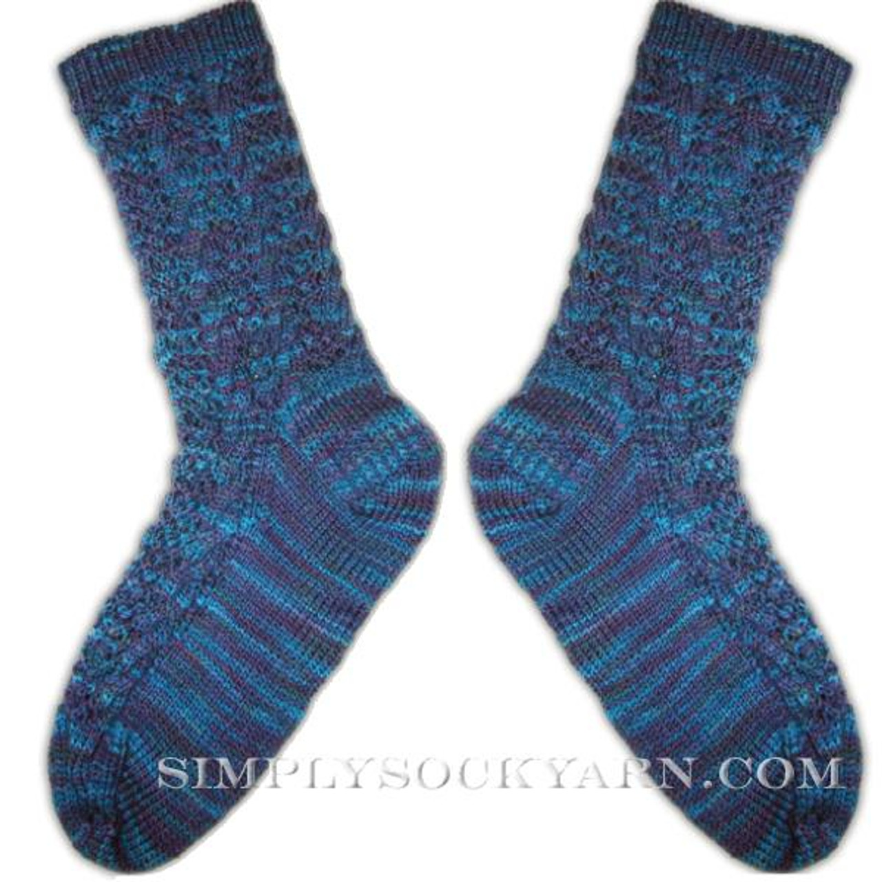 DIC Sweet Dreams Sock Pattern