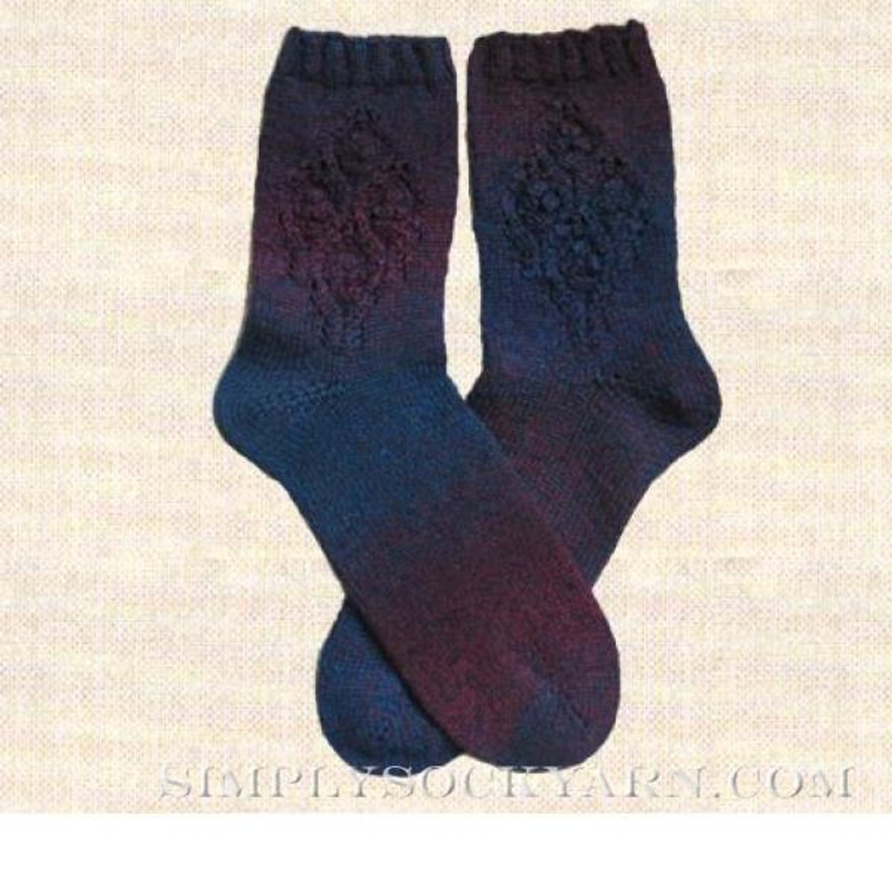 JoJoLand Rosy Diamond Sock