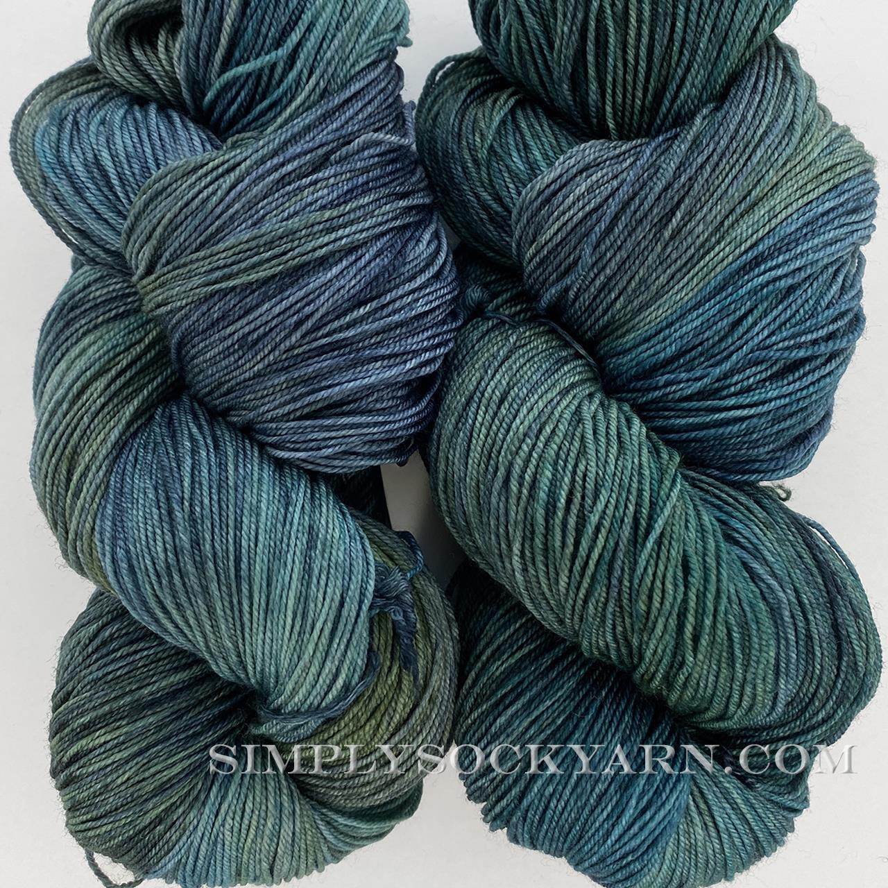Malabrigo Sock 855 Aguas -