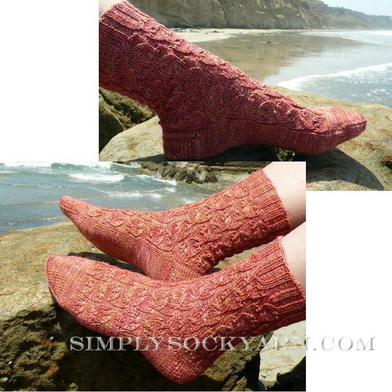 Knitspot Keukenhof Sock
