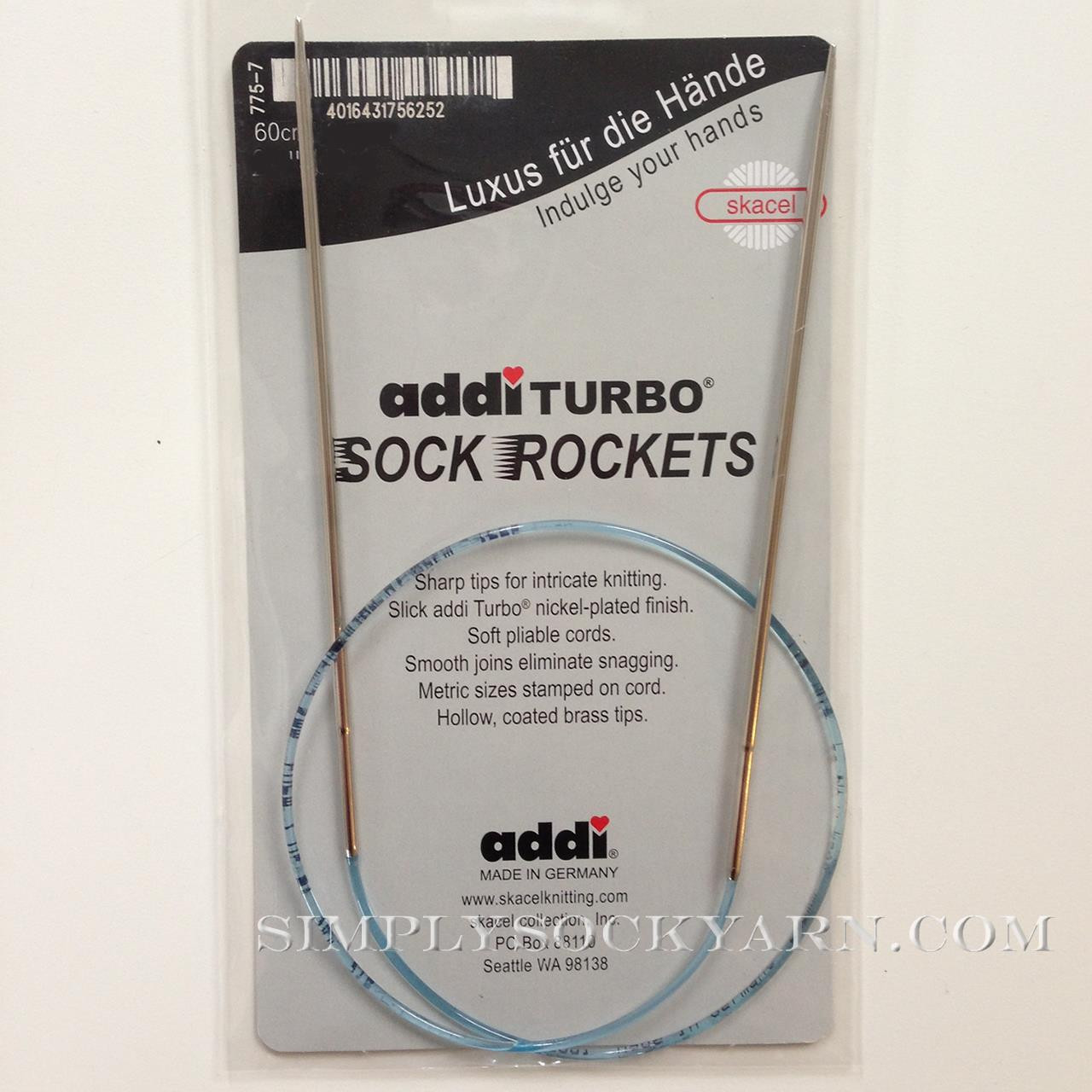 "Addi Rocket 40"" US 1.5"