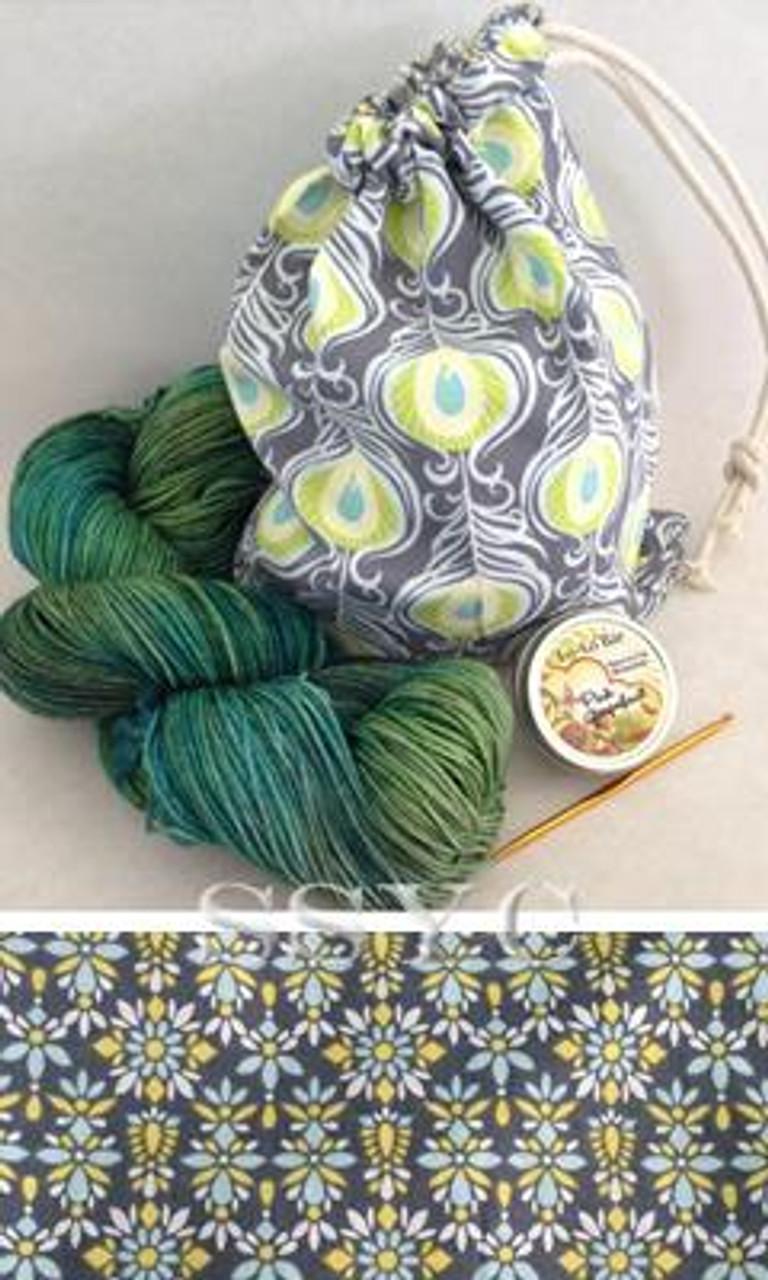 SSYC Spring Tendrils Sock Kit