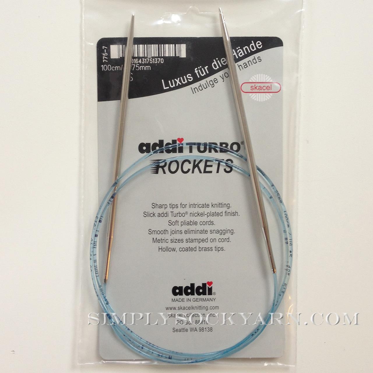 "Addi Rocket 24"" US 6"