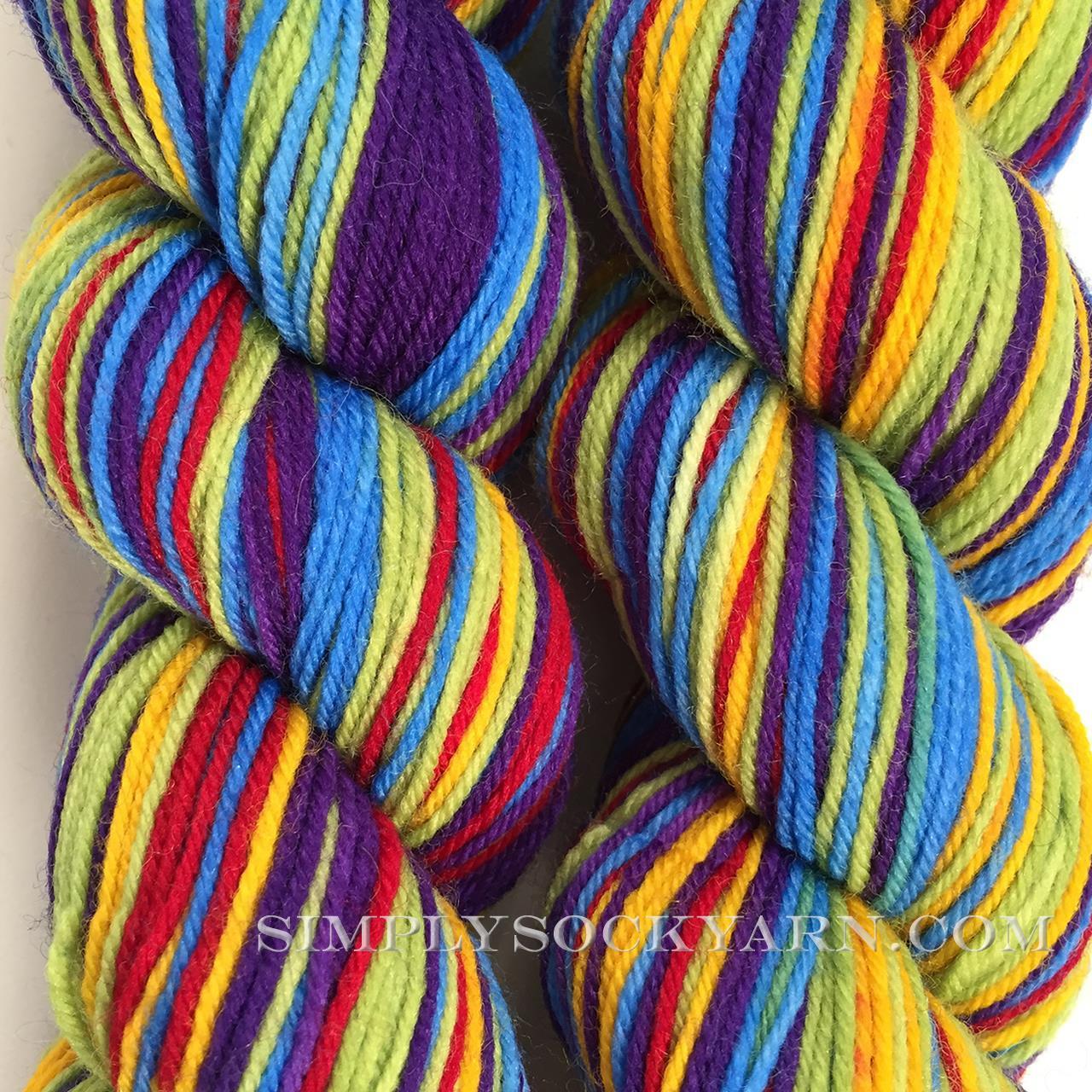 TPY Stripe Rainbow Brite