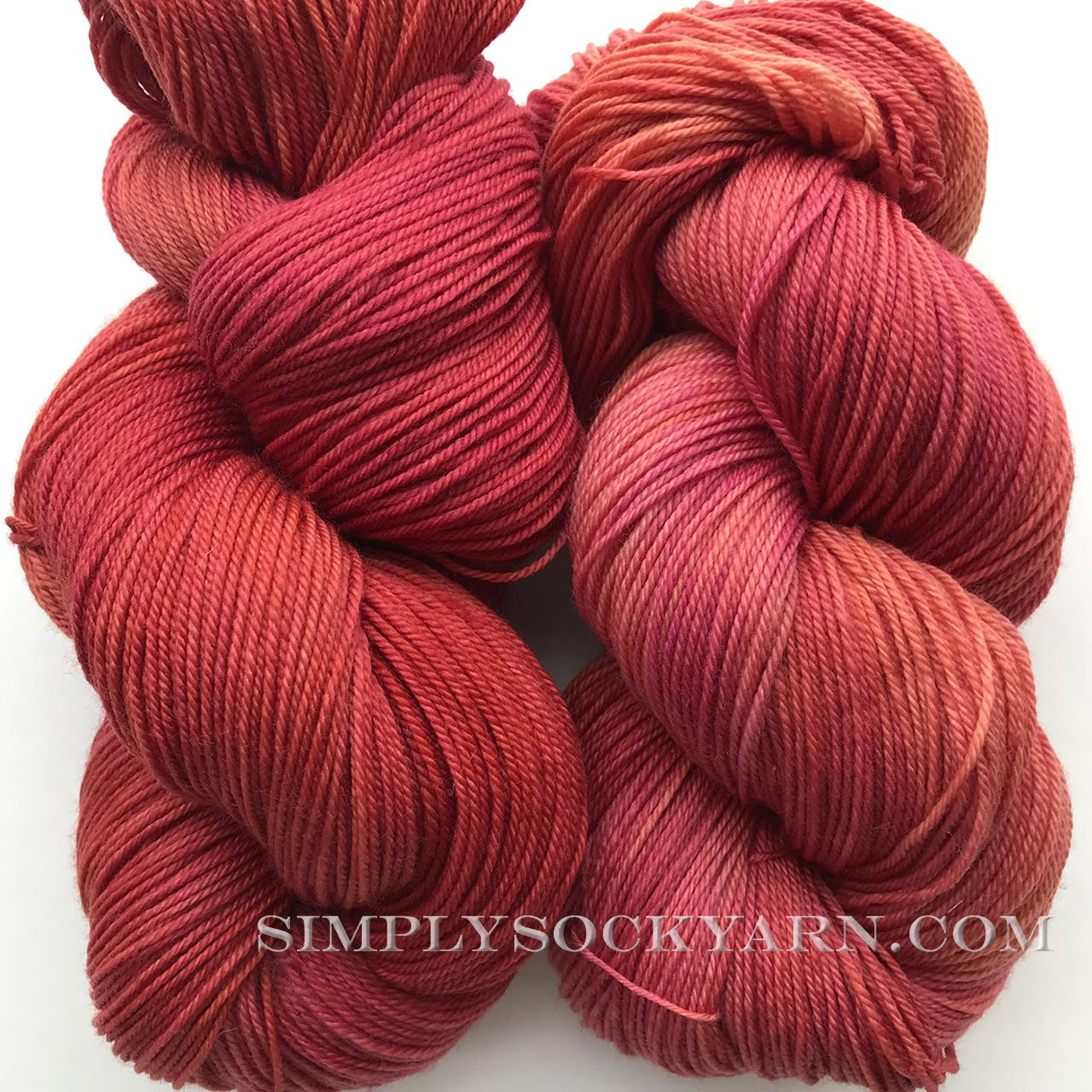 SG TL Sock Coral Rose -