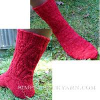PATTERNS - Knitspot Patterns - Simply Socks Yarn Company