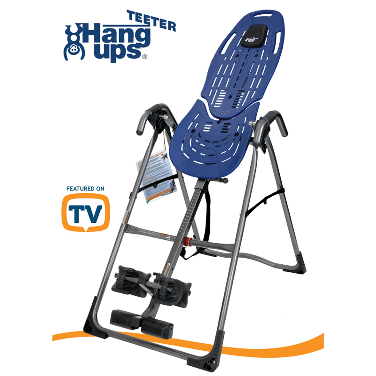 Teeter Ep 560 And Ep 560 Sport Inversion Tables