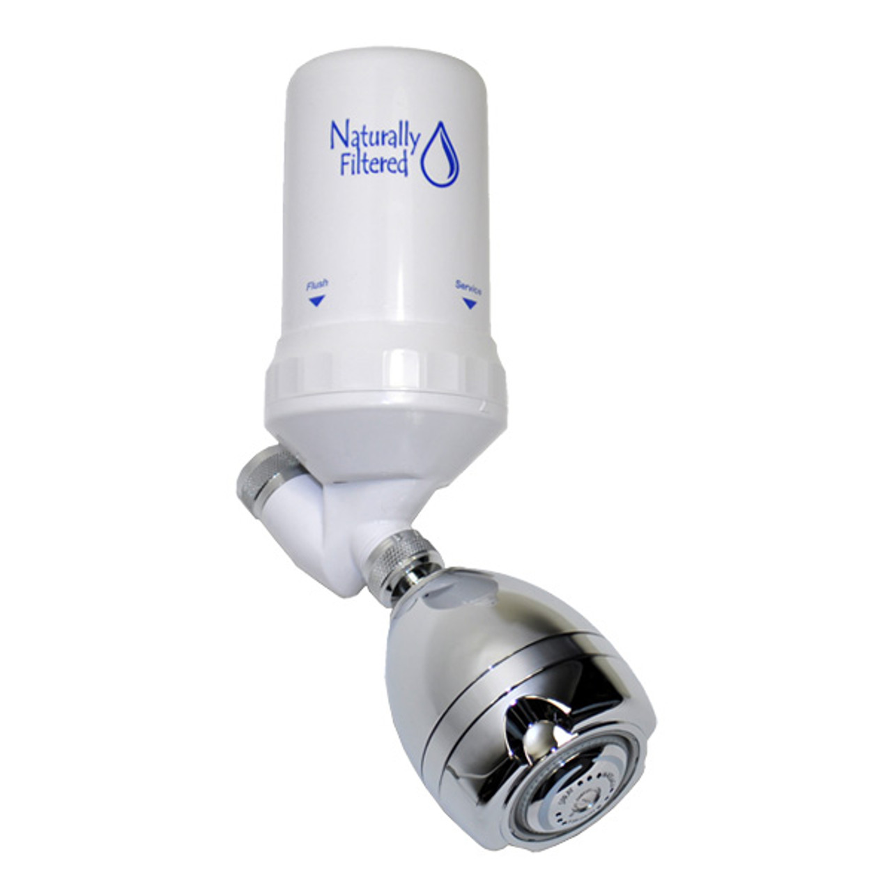 Long lasting filter life up to 2 yrs Shower Head Chlorine /& Heavy Metal Filter