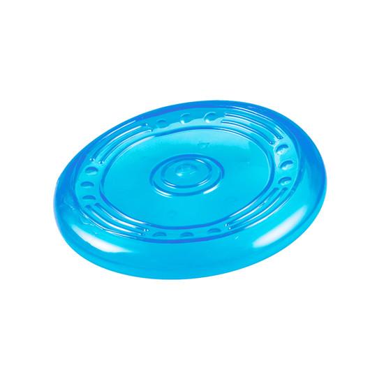 Orka Flyer Flying Disc Dog Toy, Royal Blue