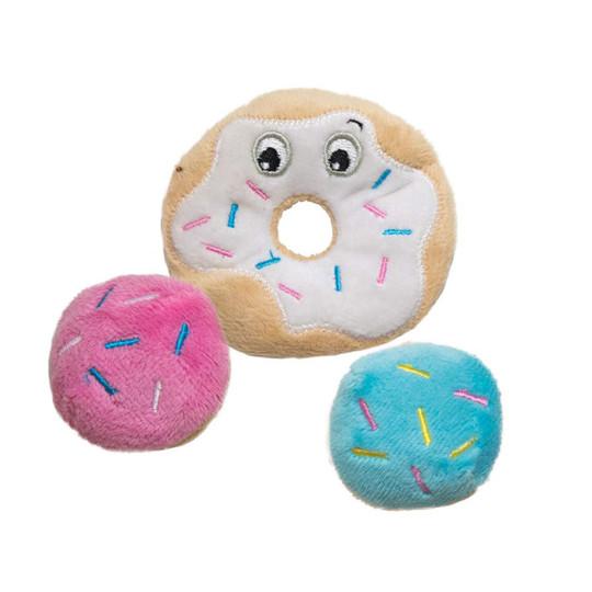 Donut Cat Toys - 3 Pack, Multi