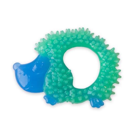 Cutie Chewies Hedgehog Dog Chew Toy, Blue