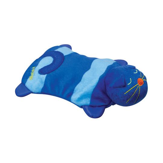 Cuddle Pal Plush Kitty Cat Toy, Blue