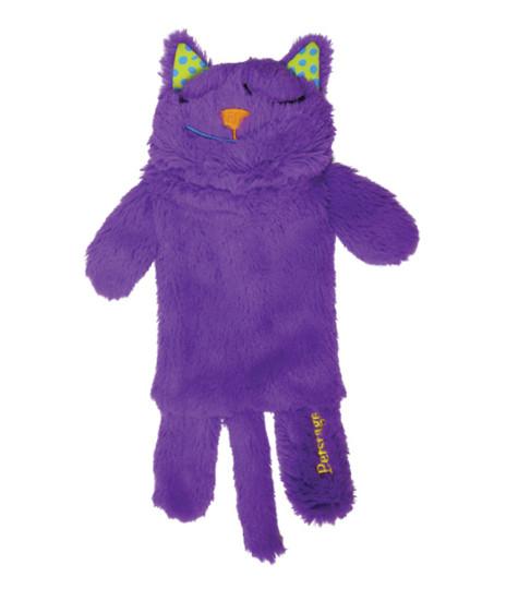 Purr Pillow Kitty Plush Cat Toy, Multi