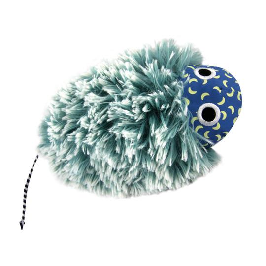 Nighttime Cuddle Plush Mouse Cat Toy, Multi