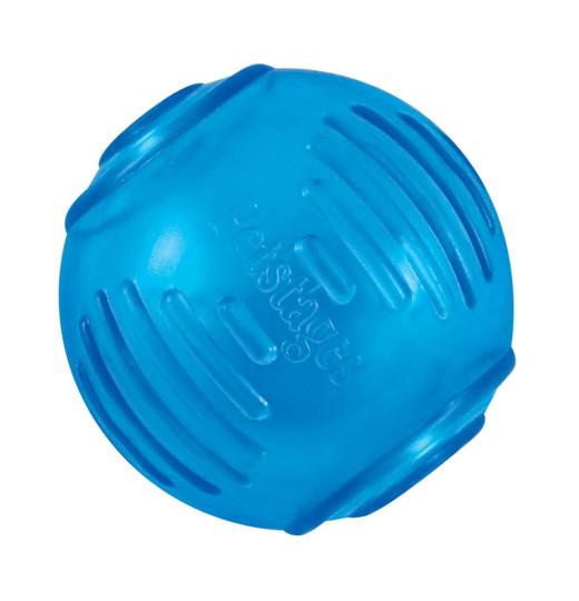 Orka Tennis Ball Dog Chew Toy, Royal Blue
