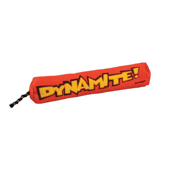 Green Magic Dynamite Stick Cat Toy, Red