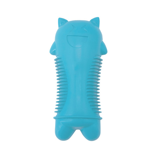Giggle Kitty Dog Toy, Blue