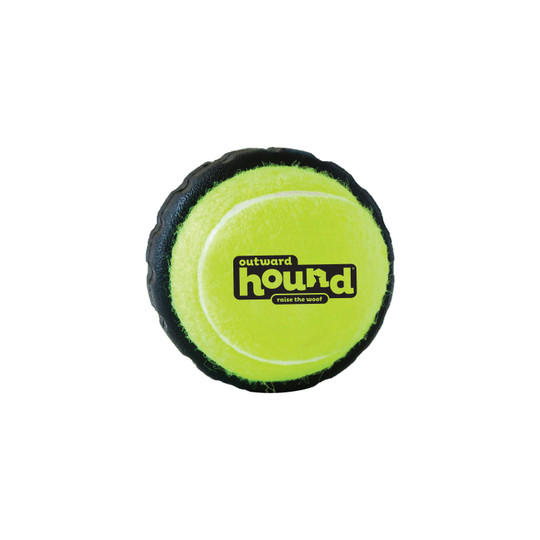 Tire Ball Dog Toy, Yellow, Large