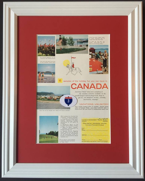 1957 57 Canada Vacation Vintage Ad - Travel Canadian Holiday  Travel, traveling, vacation, family, explore, drive, driving, vintage, classic, old, antique, trip, fun, holiday, travelling, travelled, traveled, journey, traveler, traverse, tour, peregrinate, pilgrimage, trek, voyage, expedition, passage, break, hols, leave, recess, furlough, relaxation, respite, lounging, escape, get, away, tourist, tourism