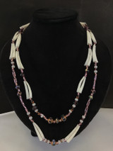 Double Strand Dentalium Necklaces