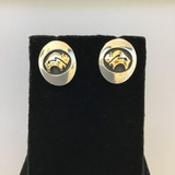 Buffalo Shadowbox Earrings