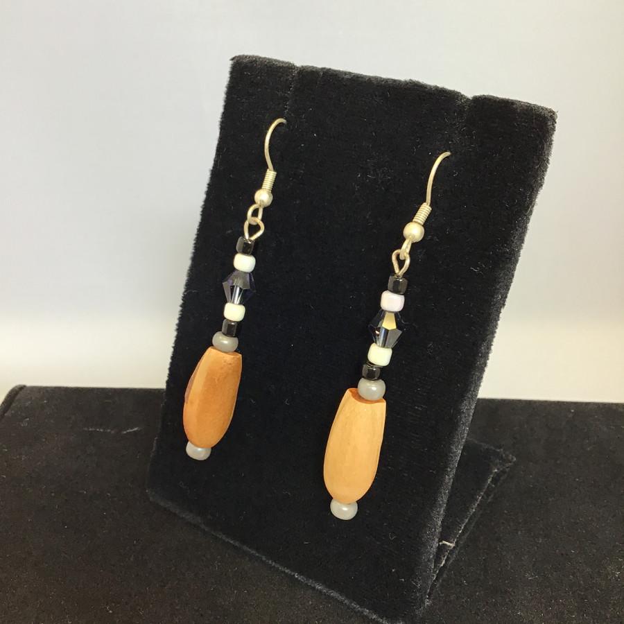 Pine Nut Earrings