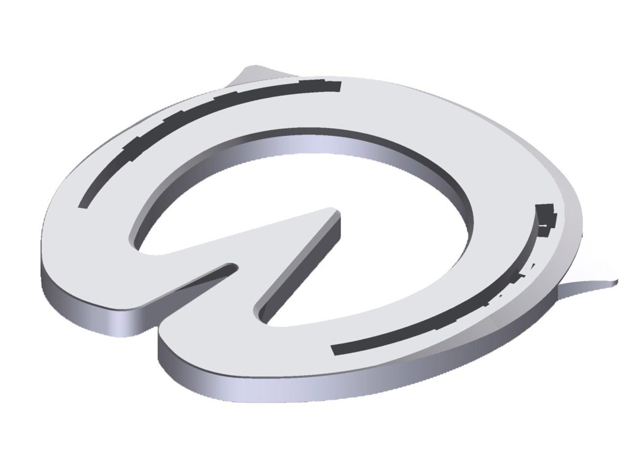 Blacksmith LAKCB Heartbar Universal Un-Clipped