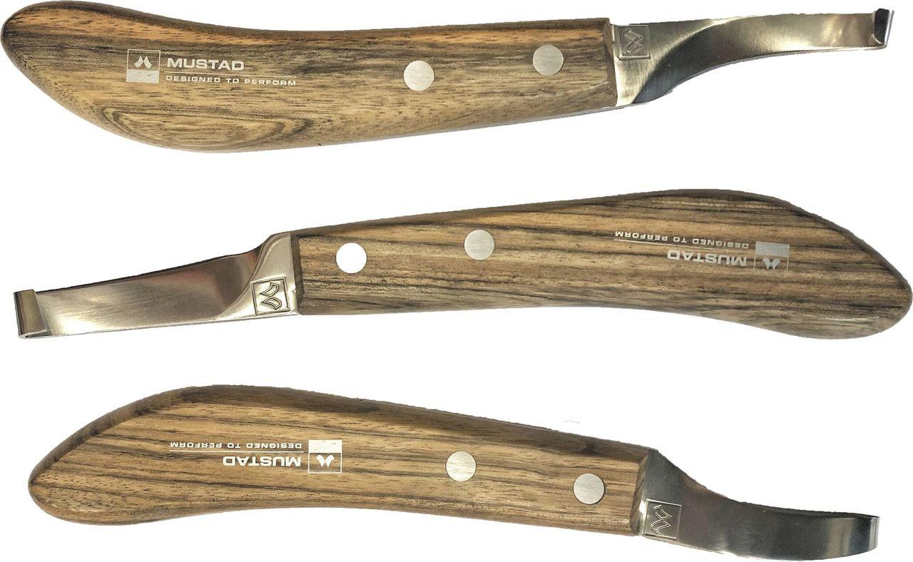 Mustad Premium Straight Blade Knife