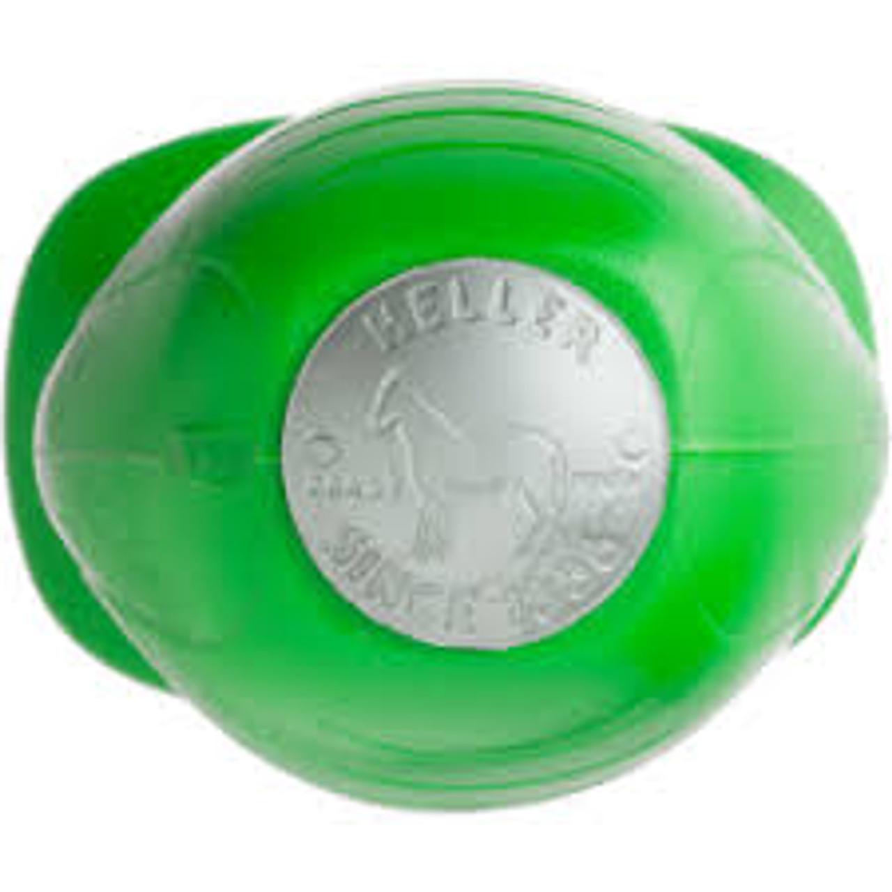 Heller GRIP eXcel Rasp Handle Green