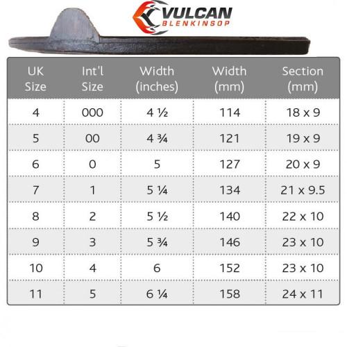 Vulcan Blenkinsop Steel FS/C