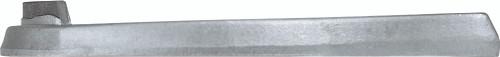 Concorde Aluminium 2 Degree Wedge - Hind Toe Clip