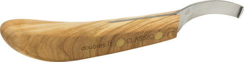 Double S Classic Deluxe Hoof Knife