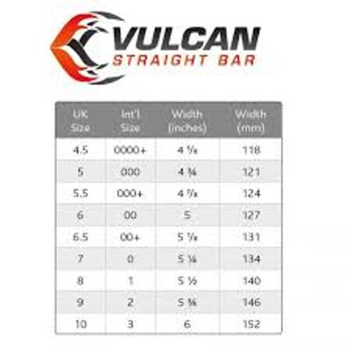Vulcan Straight bar