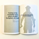 Firefighter Preplan Book & Coin